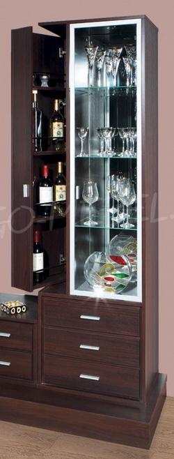 Шкаф Бар Для Гостиной Фото