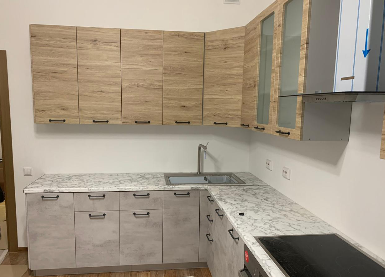 Кухня Лофт 2400