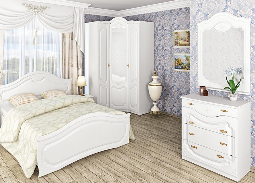 Спальня Орхидея Стол туалетный СП-002-09