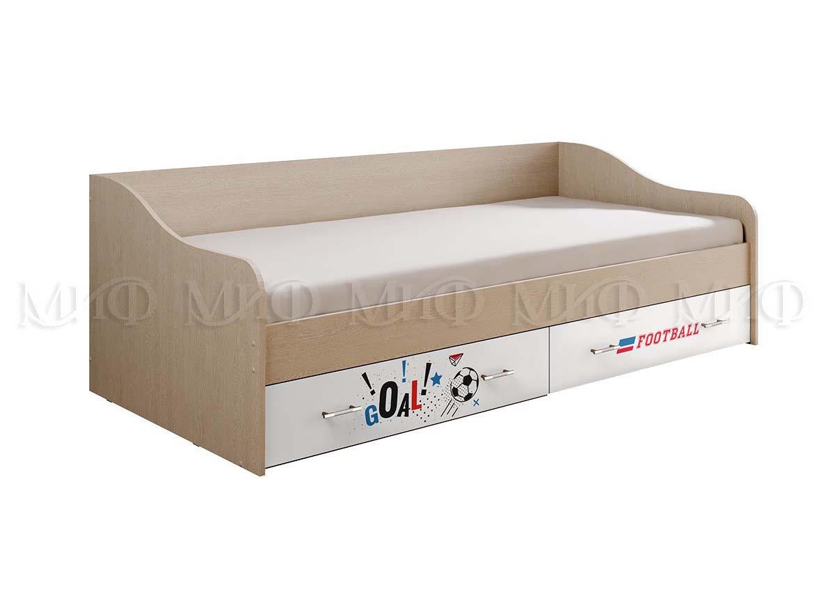 Детская Вега Boy Кровать с ящиками