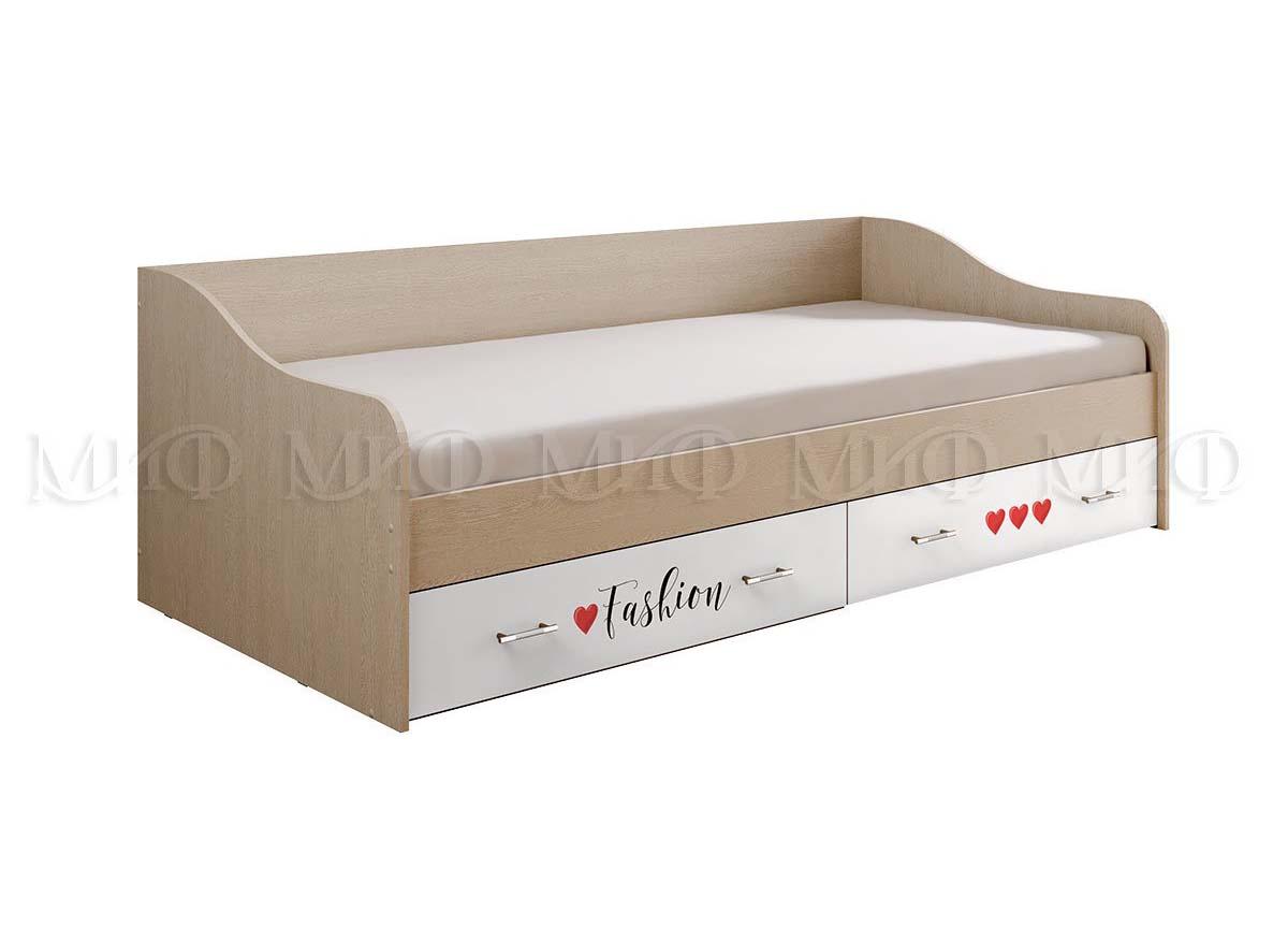 Детская Вега Girl Кровать с ящиками