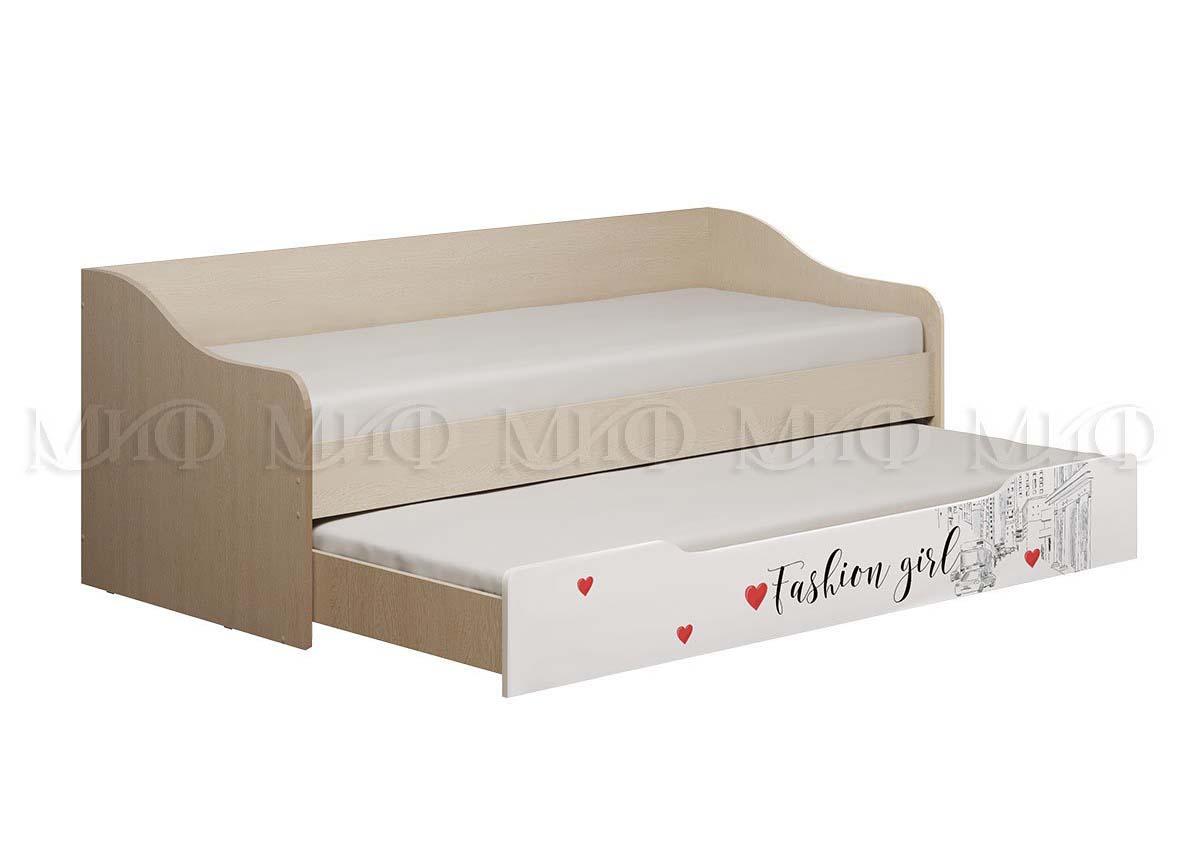 Вега Girl Кровать выдвижная