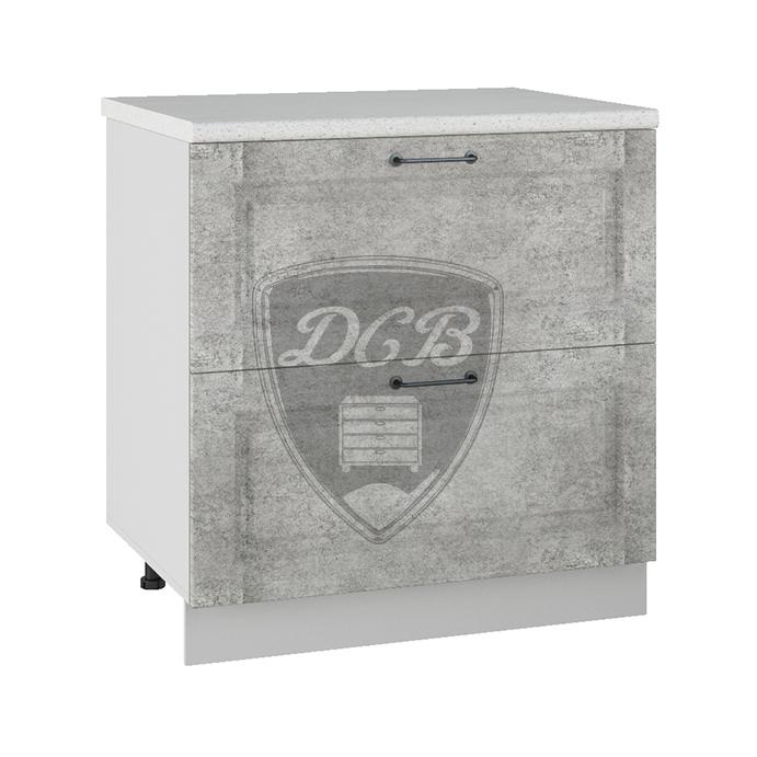 Кухня Капри КМЯ 800 Шкаф комод ящики с метабоксами