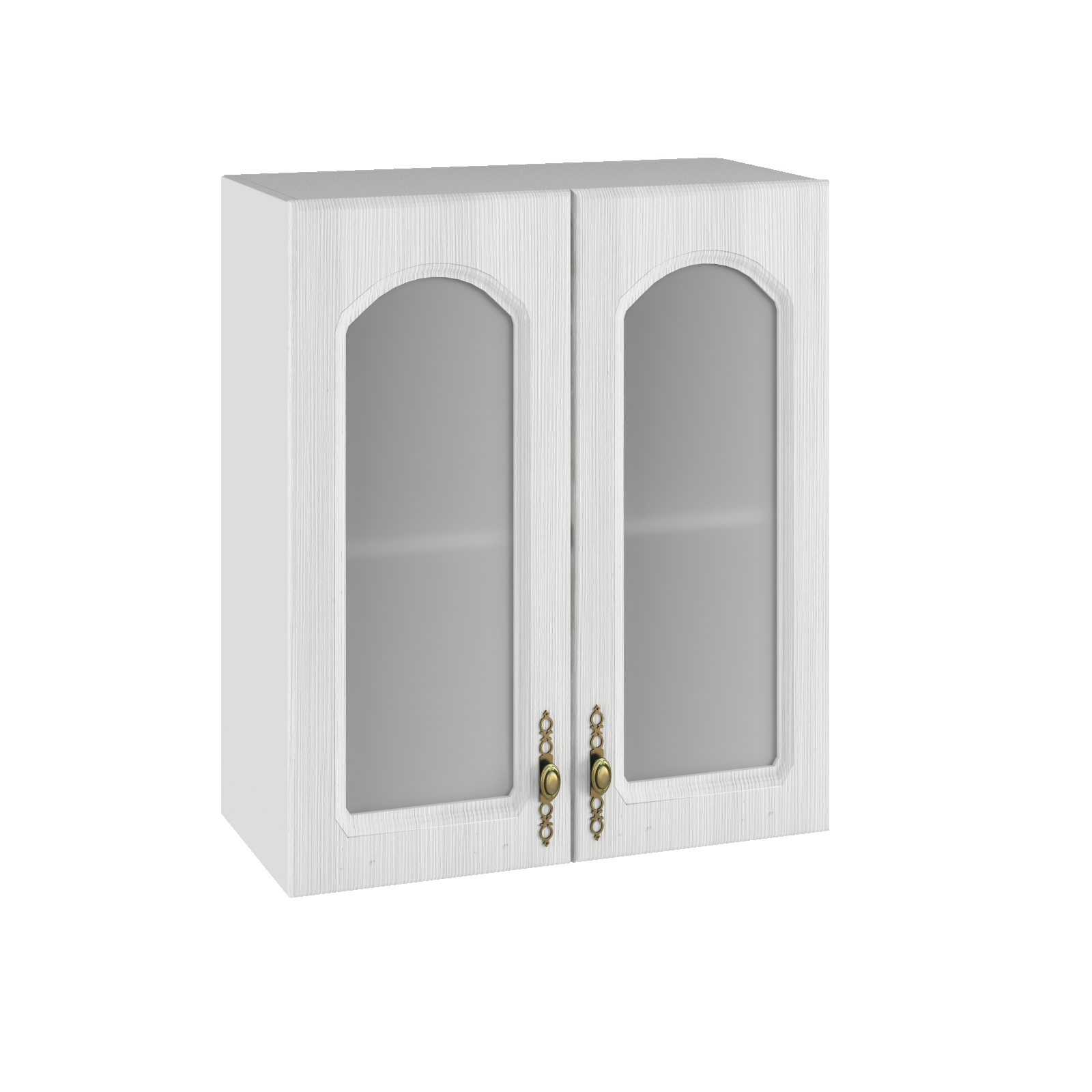 Кухня Монако ПС 600 Шкаф верхний стекло