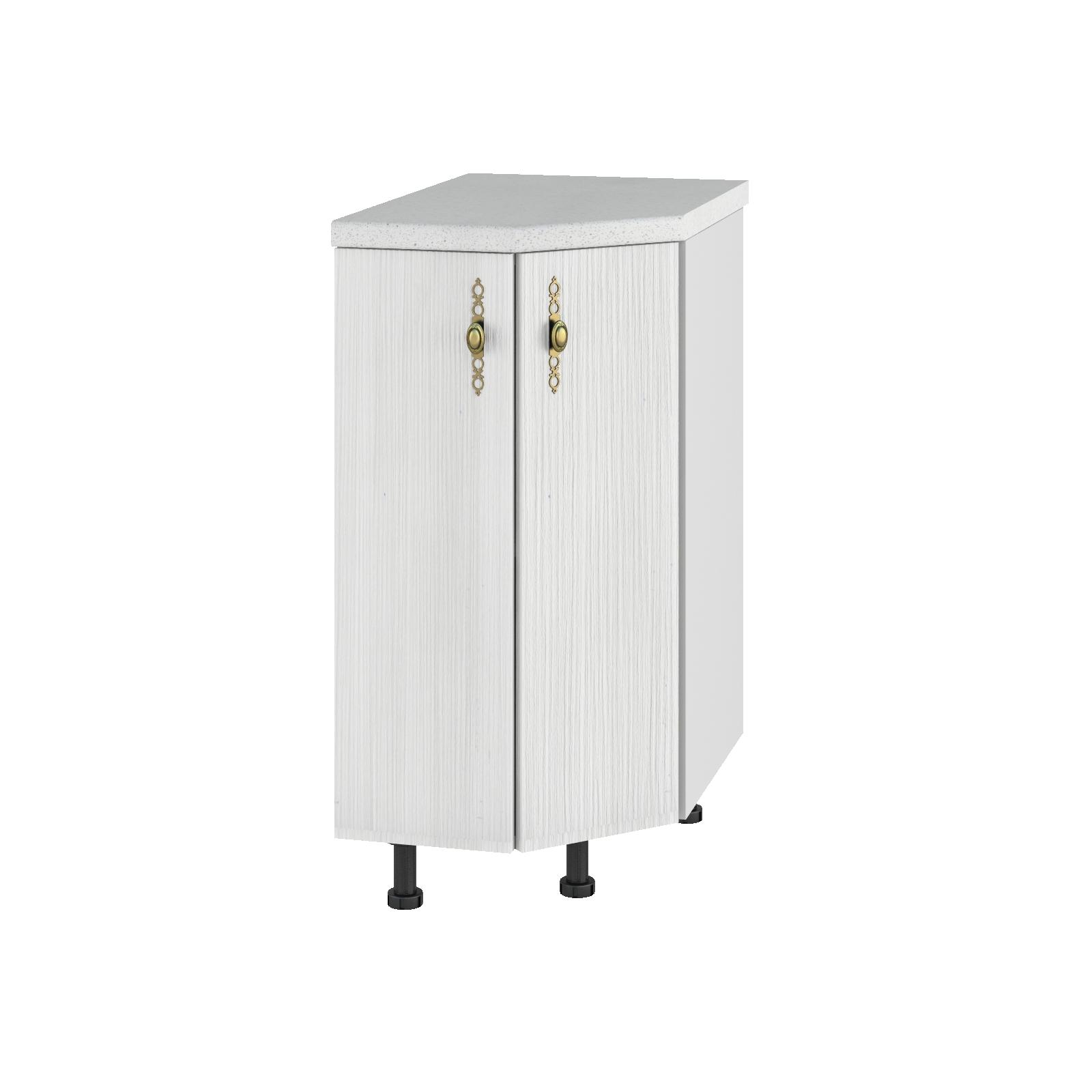 Кухня Монако СТ 400 Шкаф нижний торцевой правый