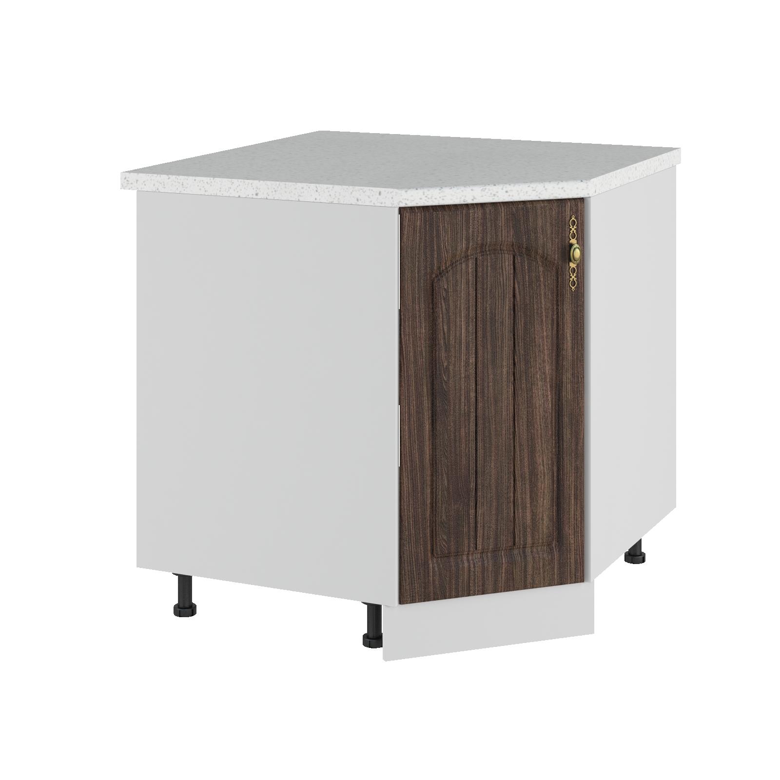 Кухня Монако СУ 850*850 Шкаф нижний угловой левый