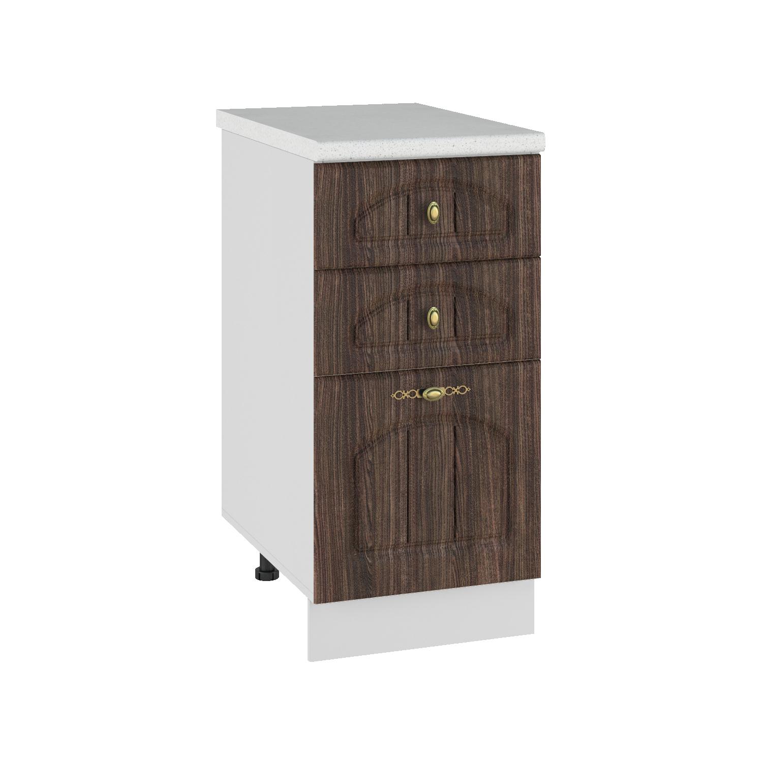 Кухня Монако СЯ 400 Шкаф нижний с ящиками