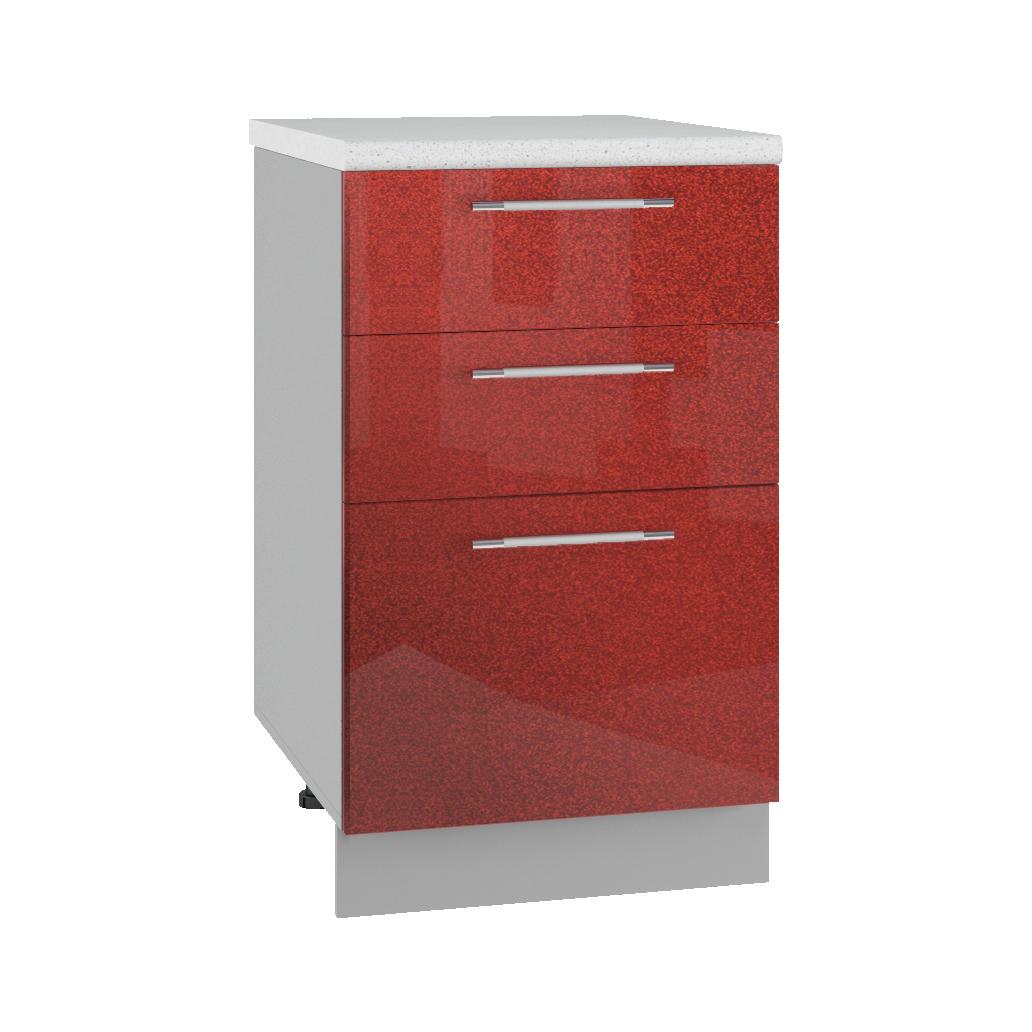 Кухня Олива СМЯ 500 Шкаф нижний ящики с метабоксами