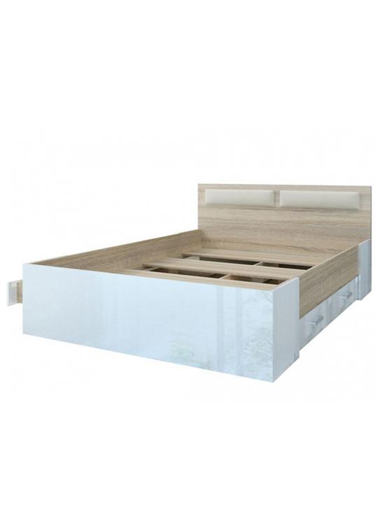 Спальня Беатрис Кровать 1400 с ящиками