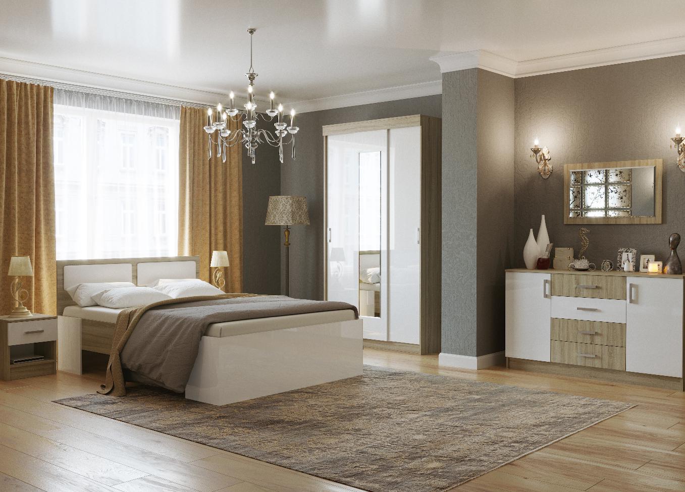 Спальня  Беатрис 3