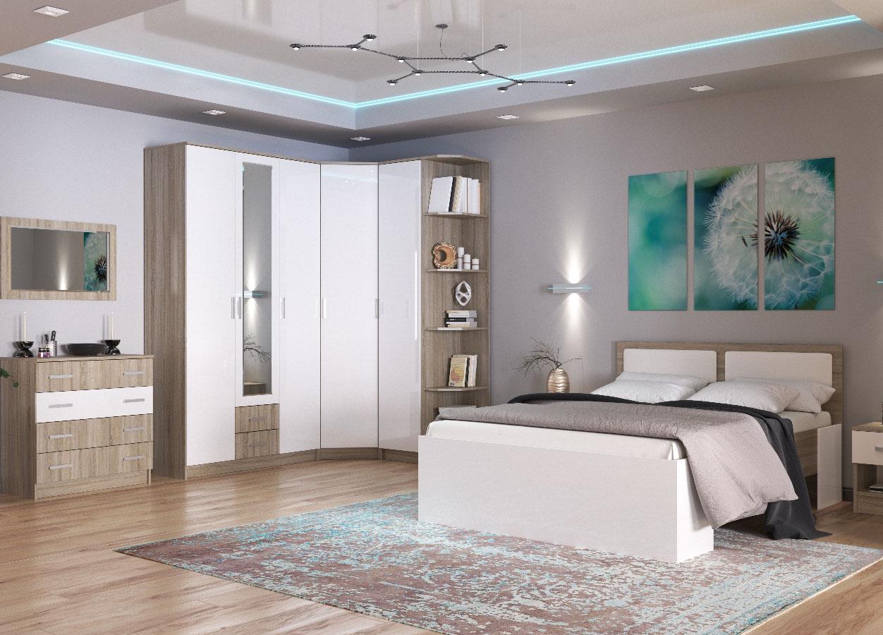 Спальня  Беатрис 1