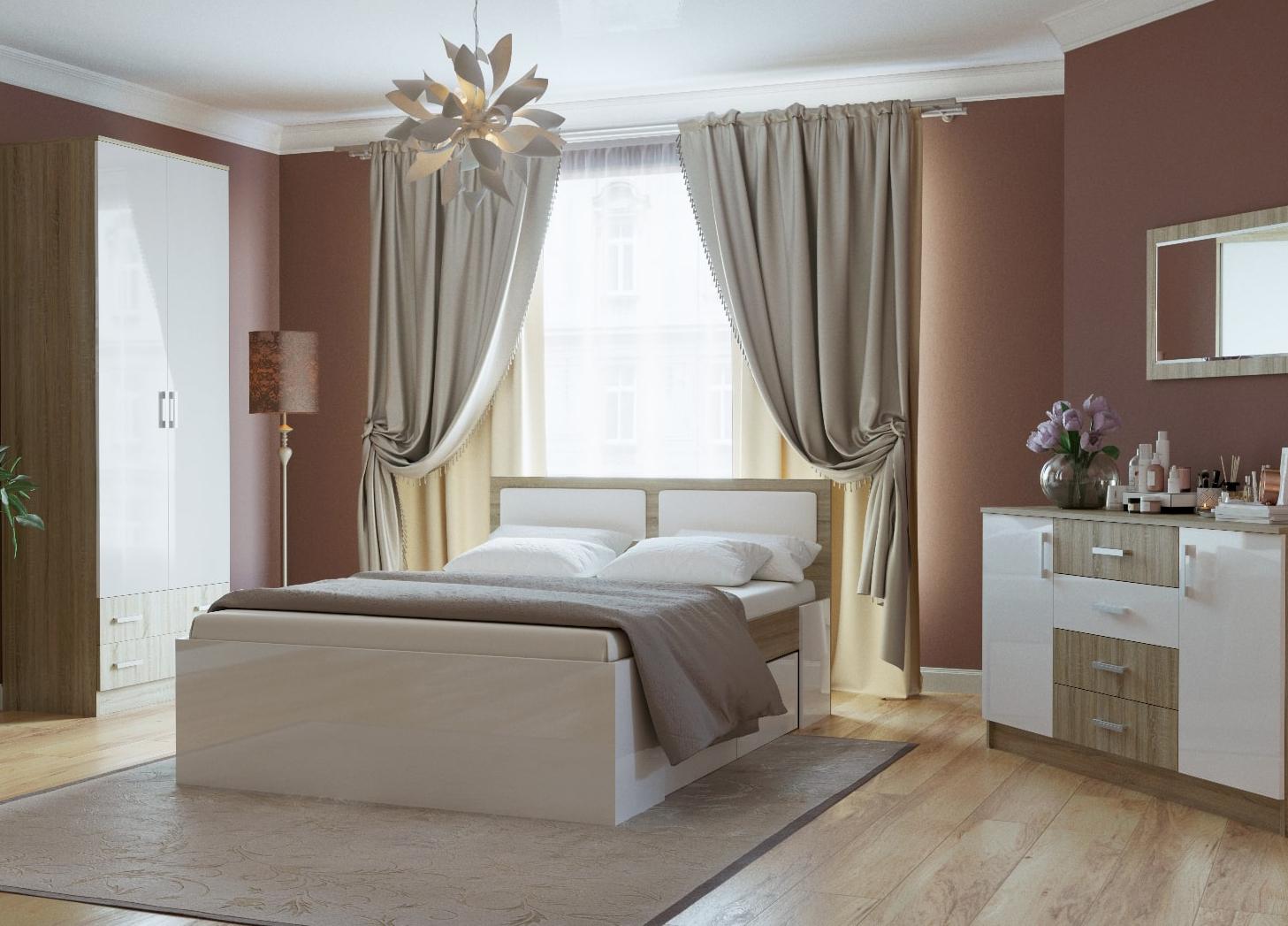 Спальня  Беатрис 2