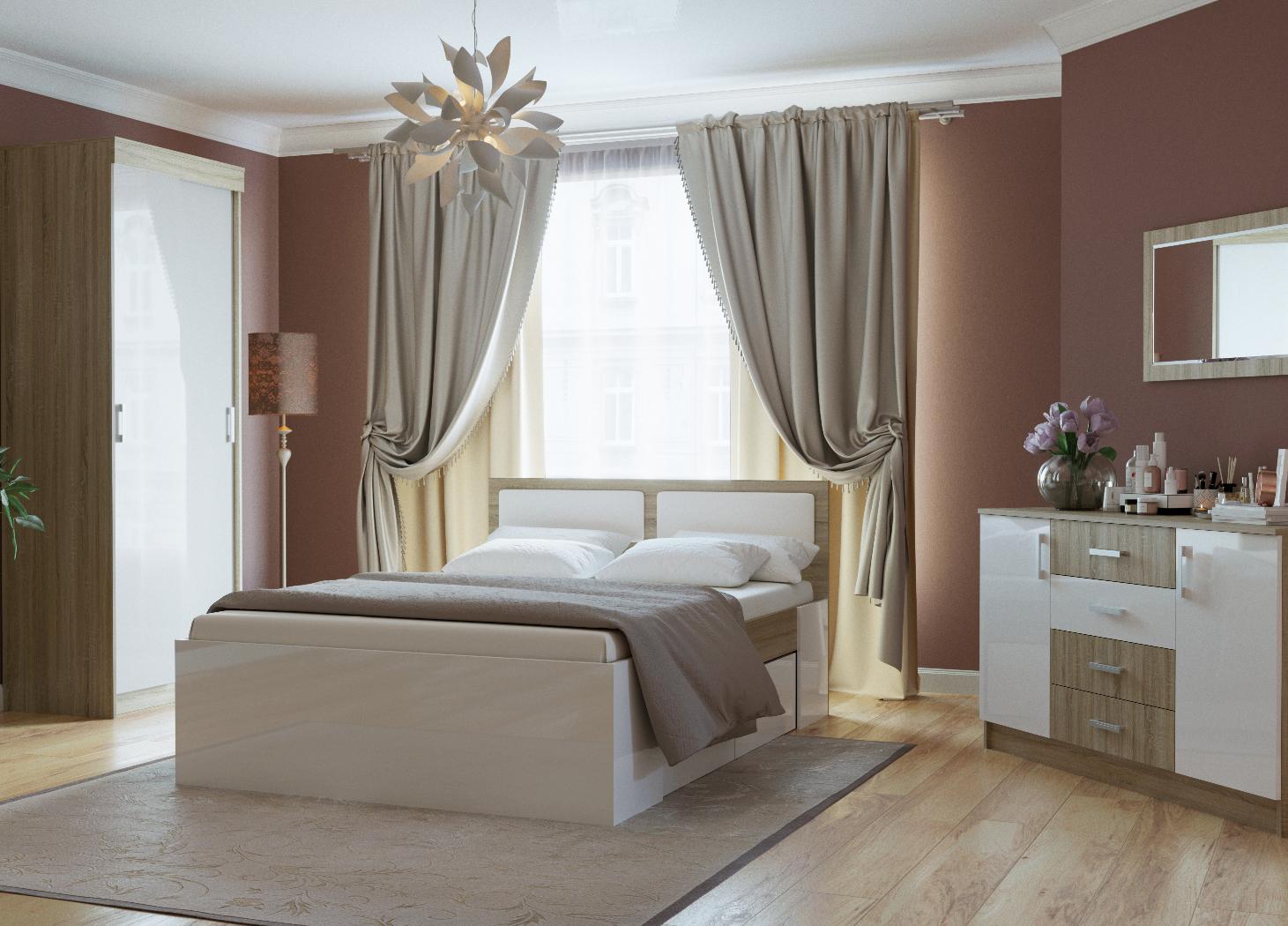 Спальня  Беатрис 5