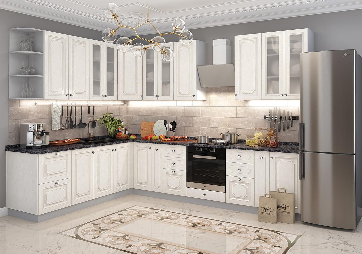 Кухня Орио 2300*3200