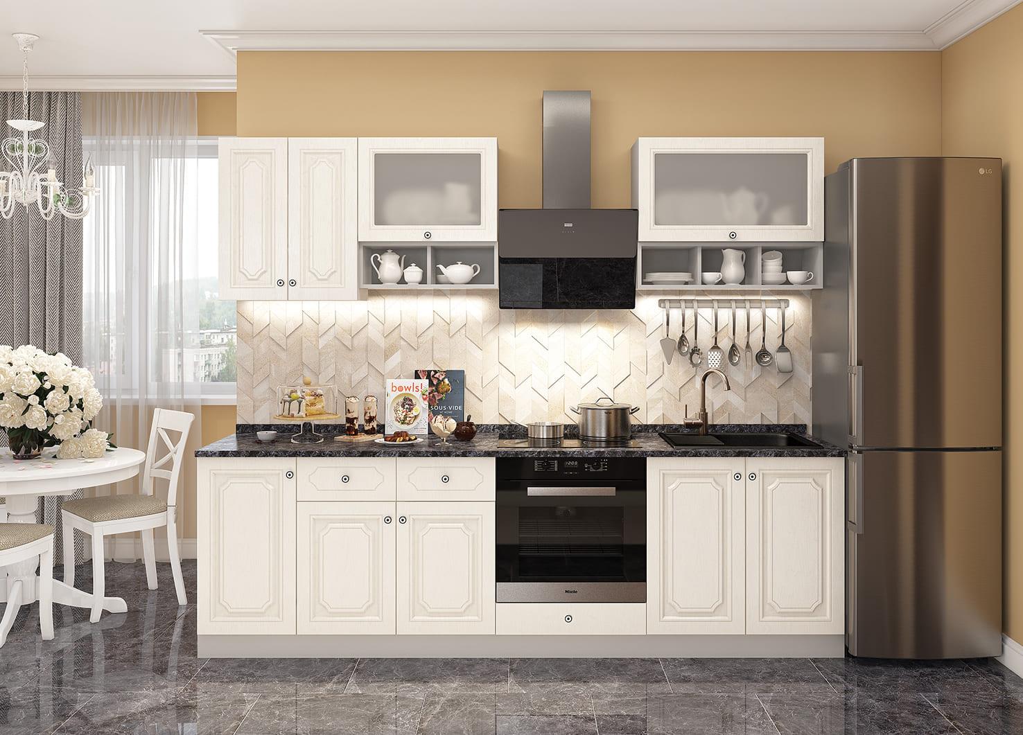 Кухня Орио 2600