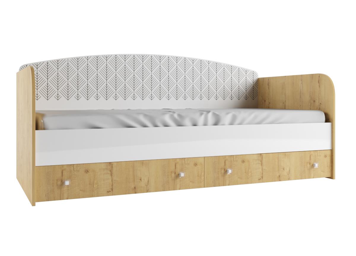 Детская Сканди Кровать 900 ДКД 2000.1