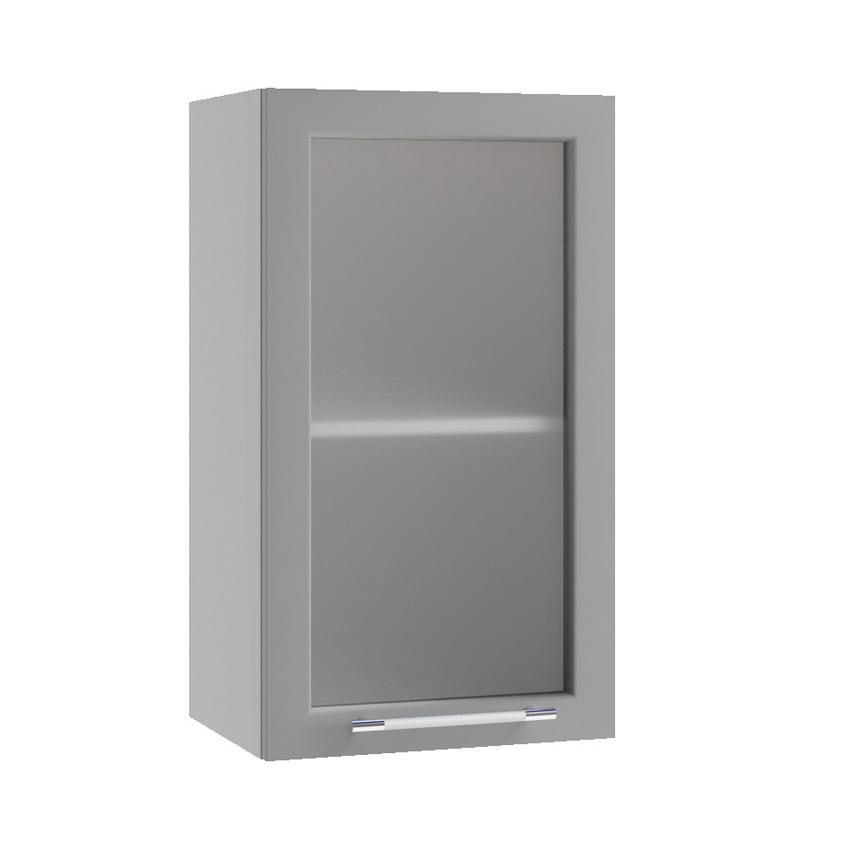 Кухня Орио Шкаф верхний ПС 400 стекло