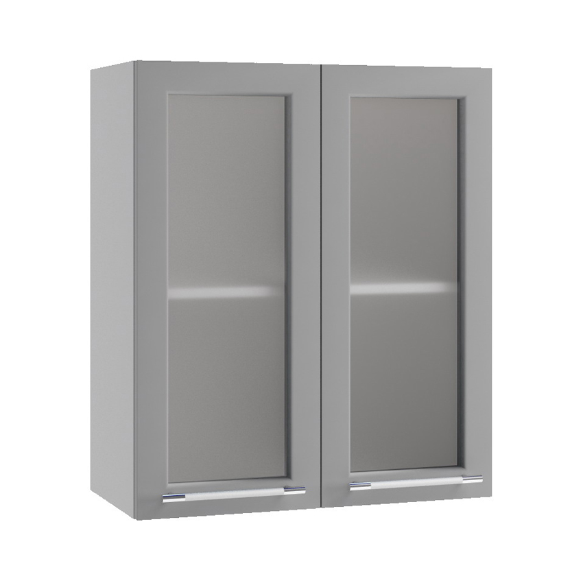 Кухня Орио Шкаф верхний ПС 600 стекло