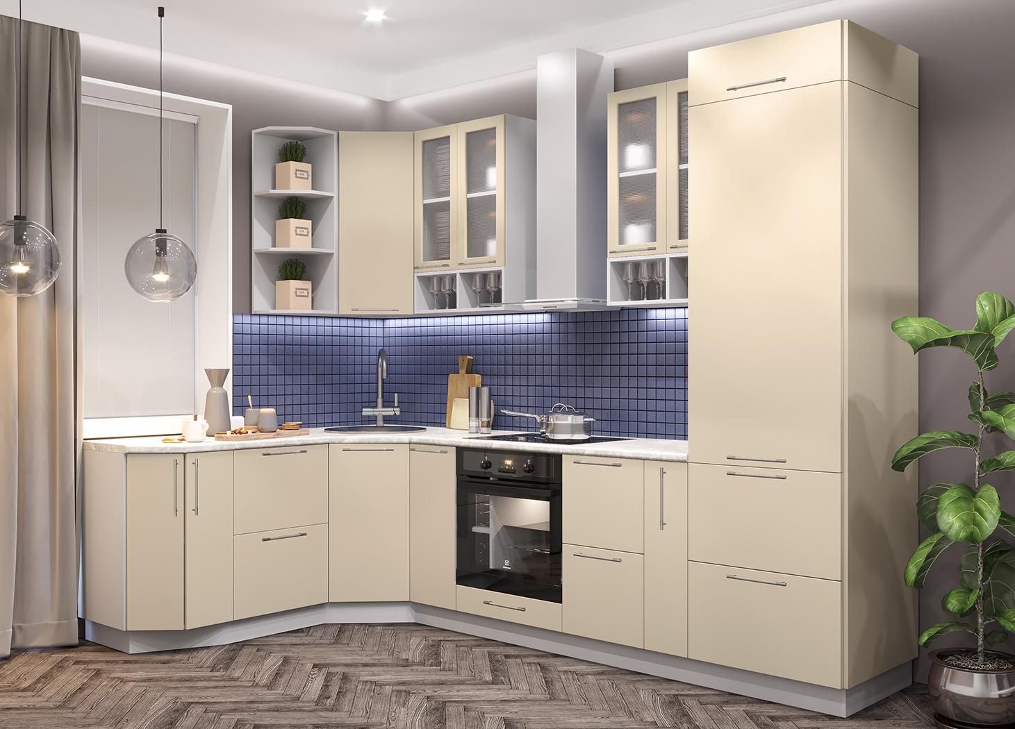 Кухня Олива 1750*2650