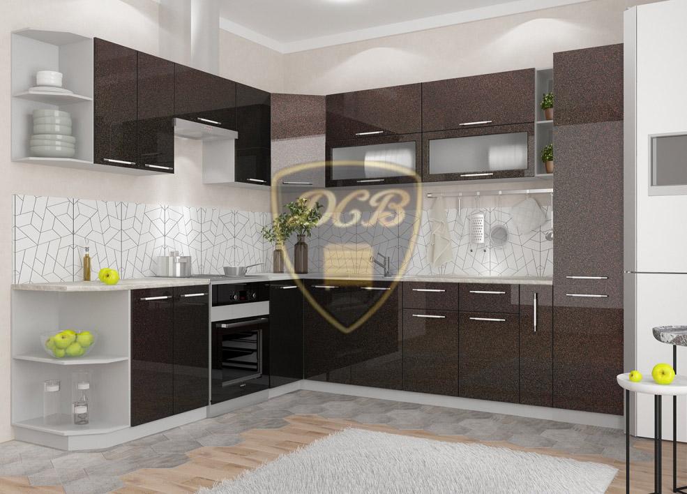 Кухня Олива П 300 Шкаф верхний