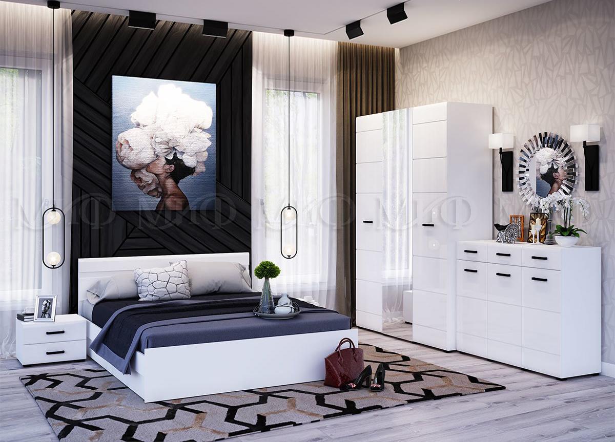 Нэнси NEW Кровать 1,4м