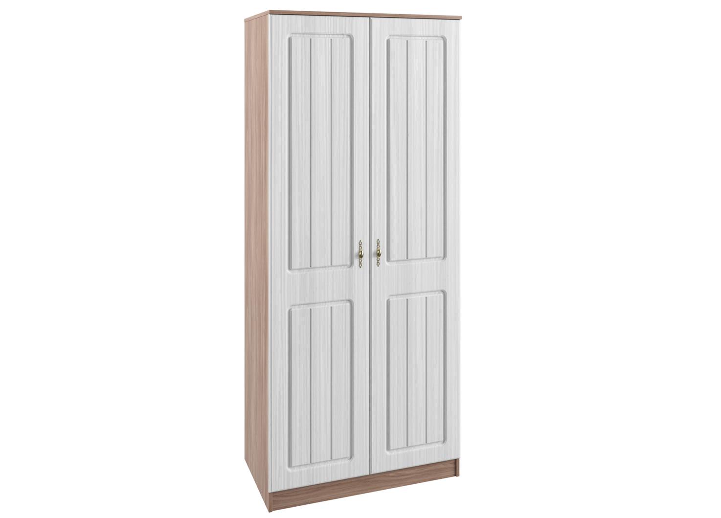 Шкаф 2-х дверный Ницца 900.1 для платья