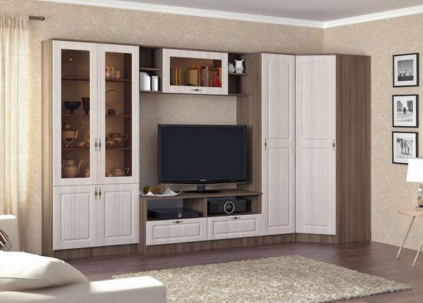 Шкаф-витрина Ницца Ш 900.4