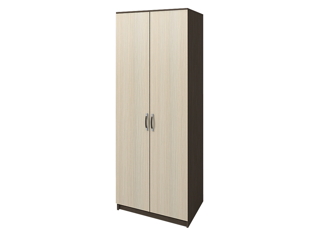 Шкаф Ронда 2-х дверный ШКР 800.1 для платья