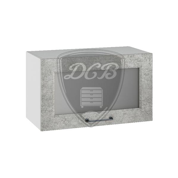 Кухня Капри ПГС 600 Шкаф верхний горизонтальный стекло