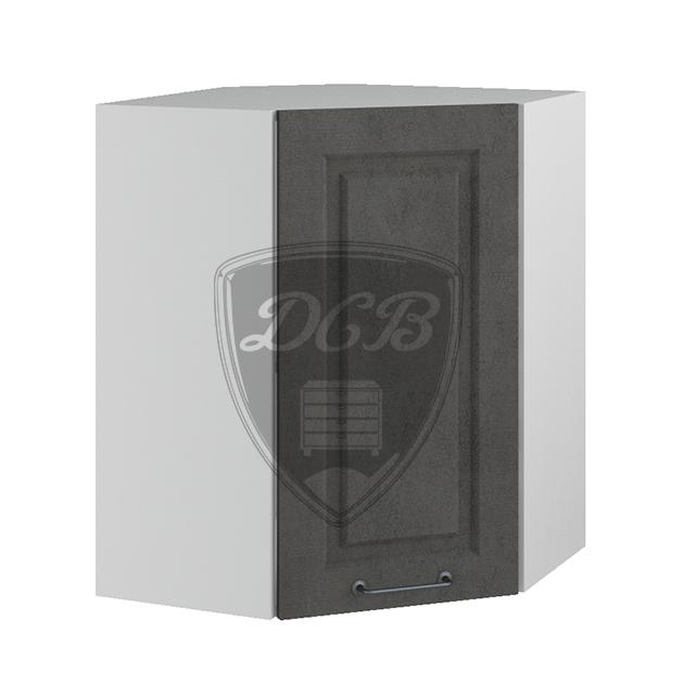 Кухня Капри ПУ 550 Шкаф верхний угловой