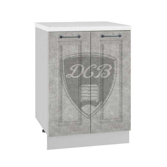 Кухня Капри С 600 Шкаф нижний