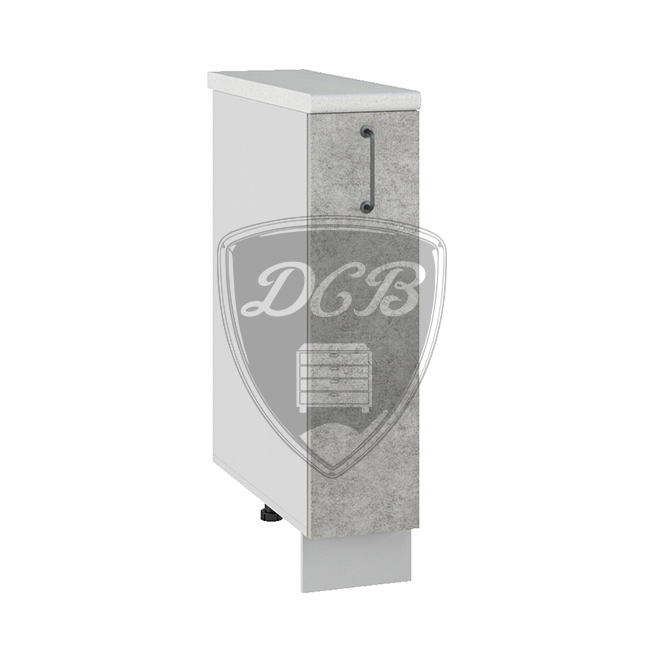 Кухня Капри СБ 200 Шкаф нижний бутылочница