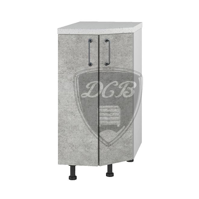 Кухня Капри СТ 400 Шкаф нижний торцевой