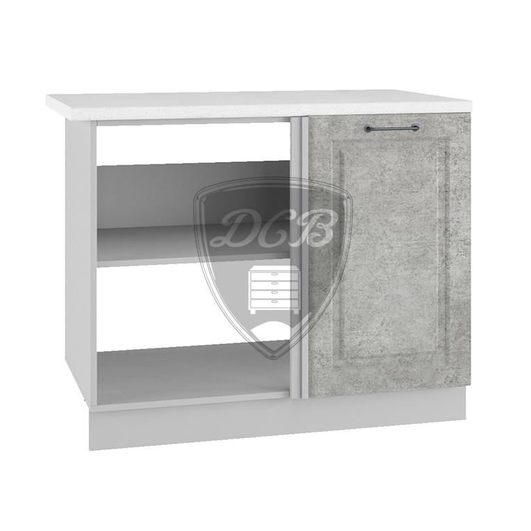 Кухня Капри СУ 1050 Шкаф нижний угловой проходной