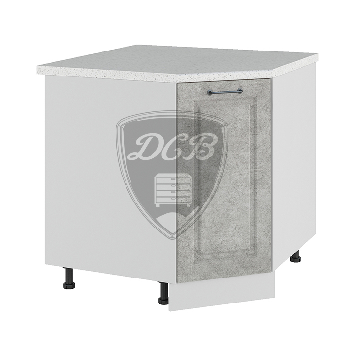 Кухня Капри СУ 850 Шкаф нижний угловой