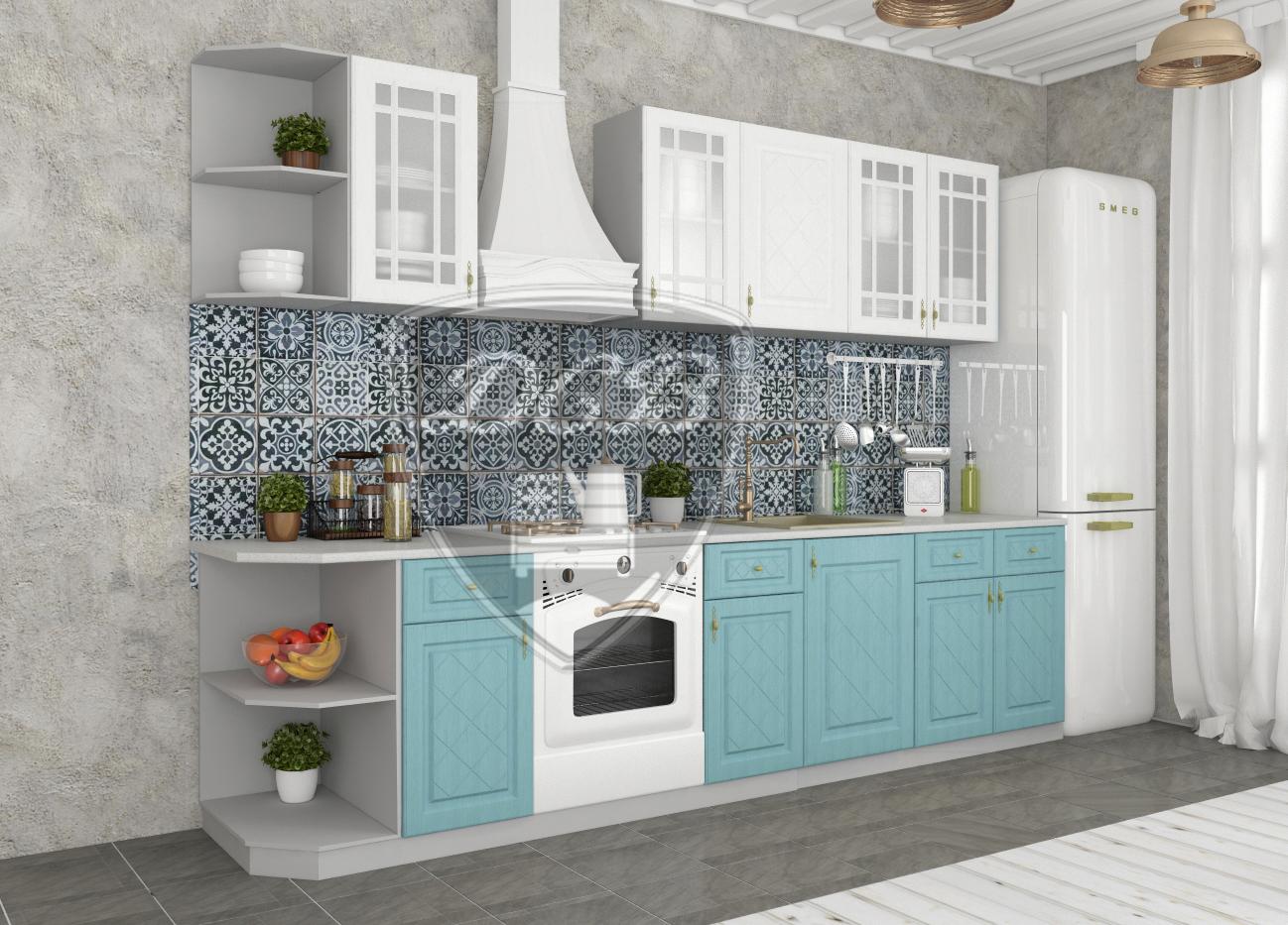 Кухня Гранд СЯ 500 Шкаф нижний