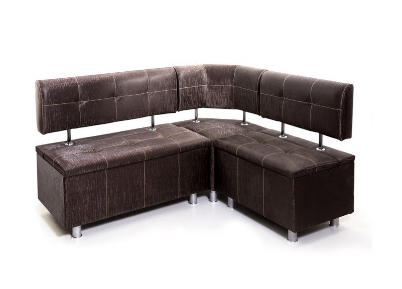 Кухонный диван Торонто МД 1000+МД 750+МУ 500