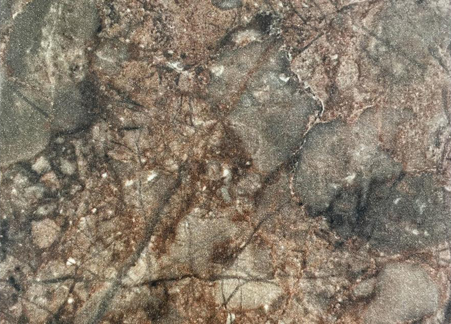 Столешница № 289Т Аламбра тёмная / 38 мм