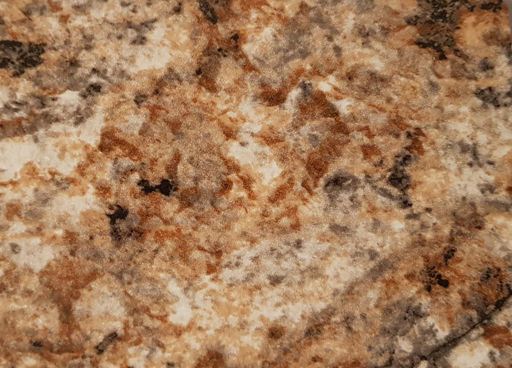 Столешница № 93Б Тилазит коричневый / 28 мм