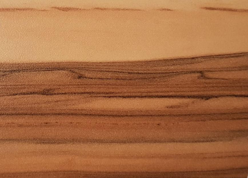 Мебельный щит № 96 Орех макассар 6 мм