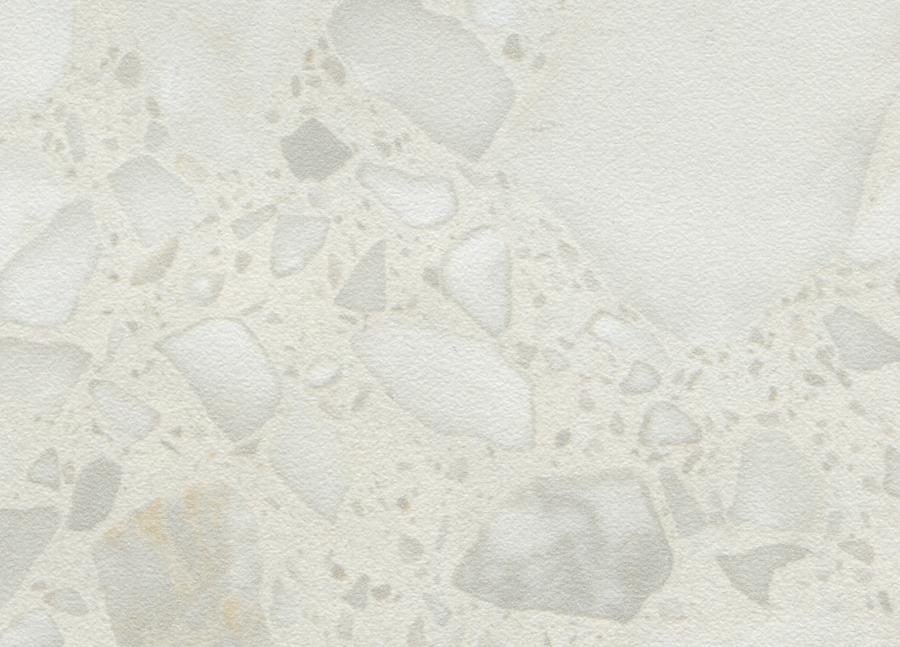Столешница № 228 Белые камешки/ 38 мм