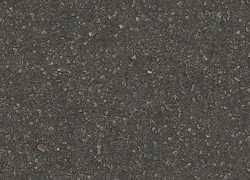 Столешница № 401Б Бриллиант чёрный/ 38 мм