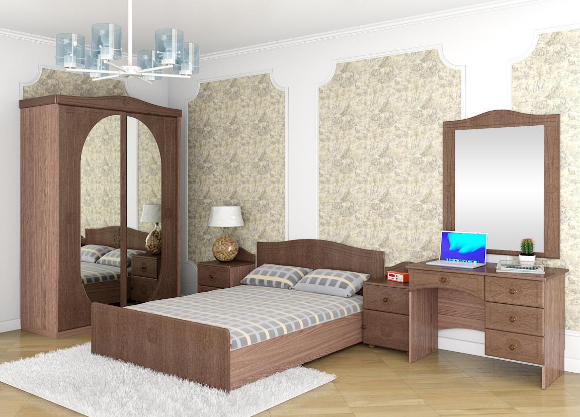 Онега Спальня 3