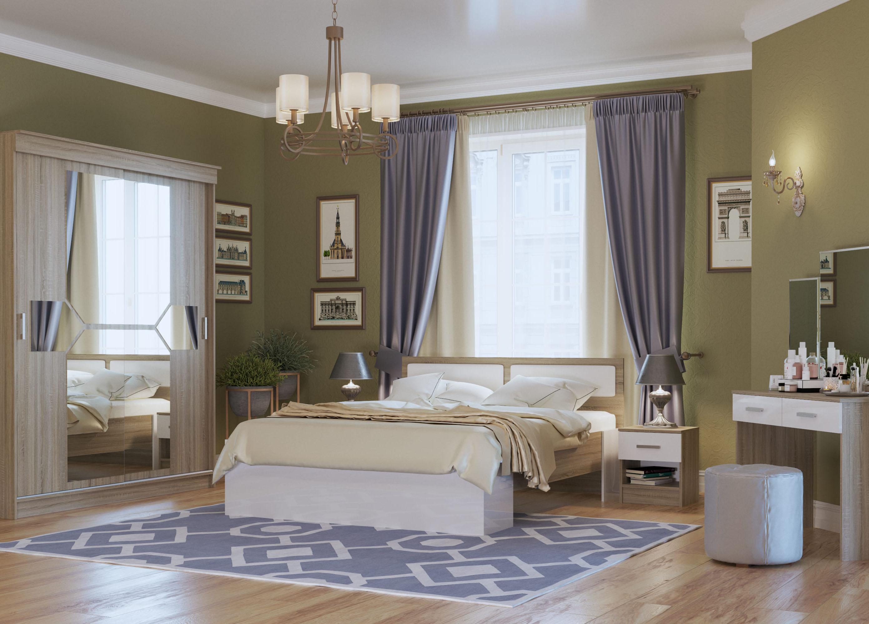 Спальня  Беатрис 7
