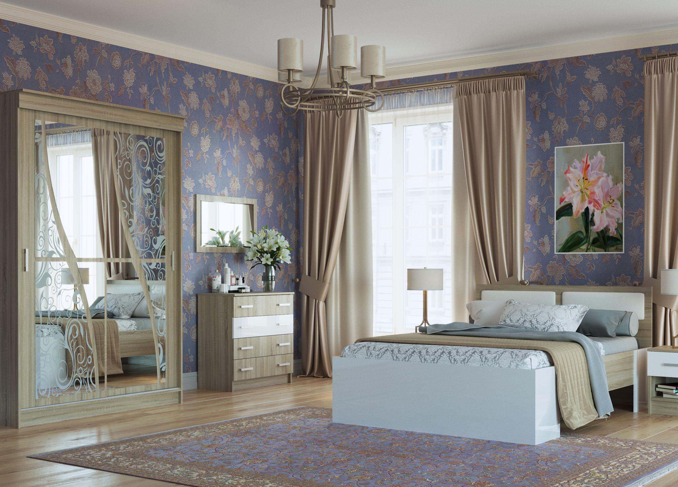 Спальня  Беатрис 9