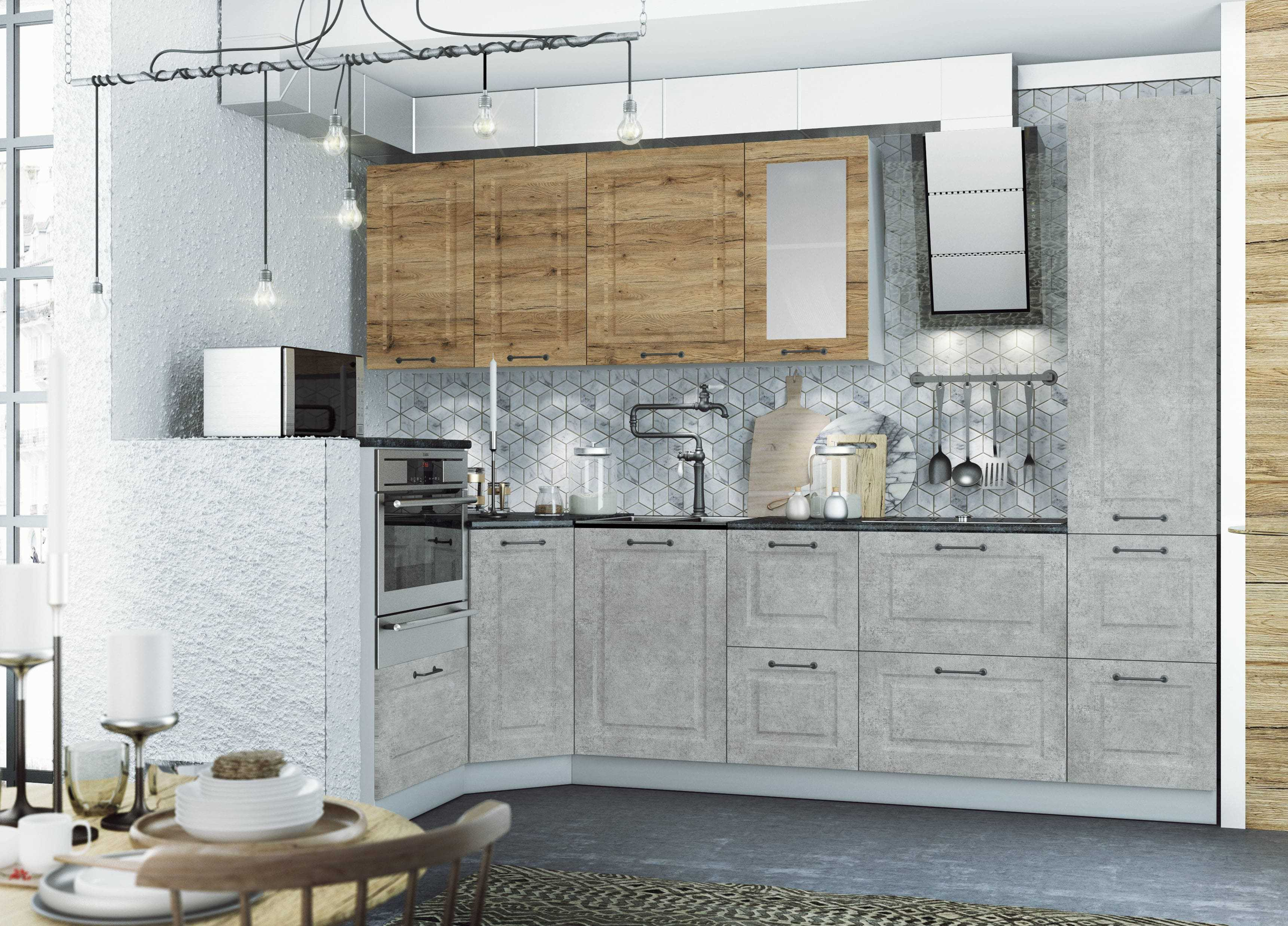Кухня Капри 2750*1450