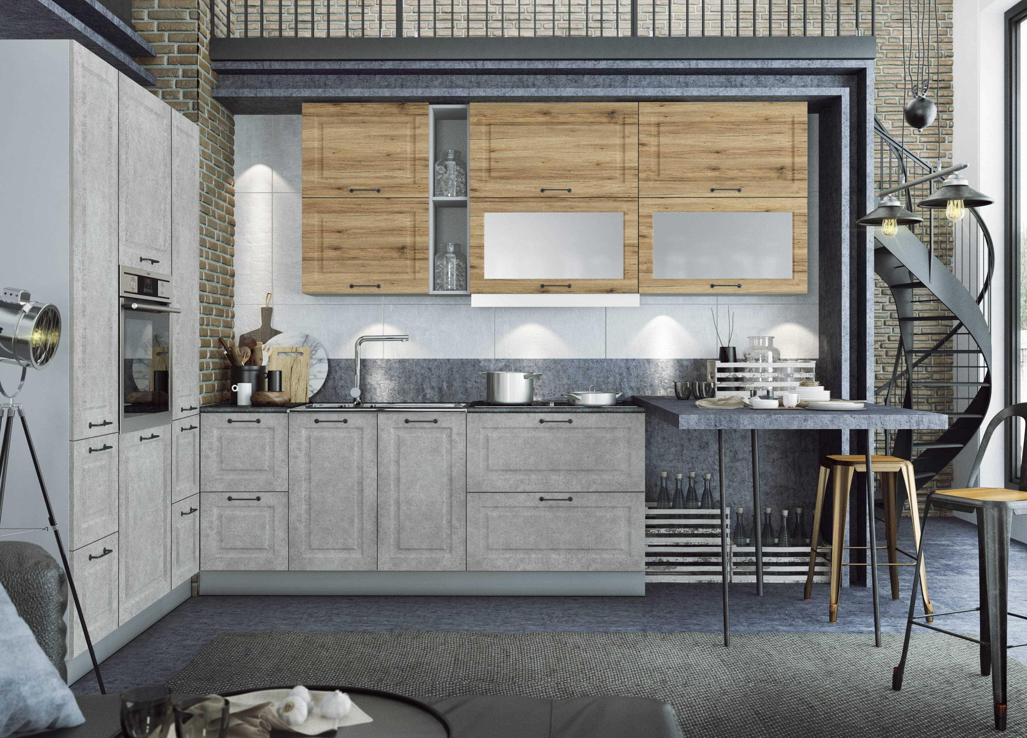 Кухня Капри  2400*1400