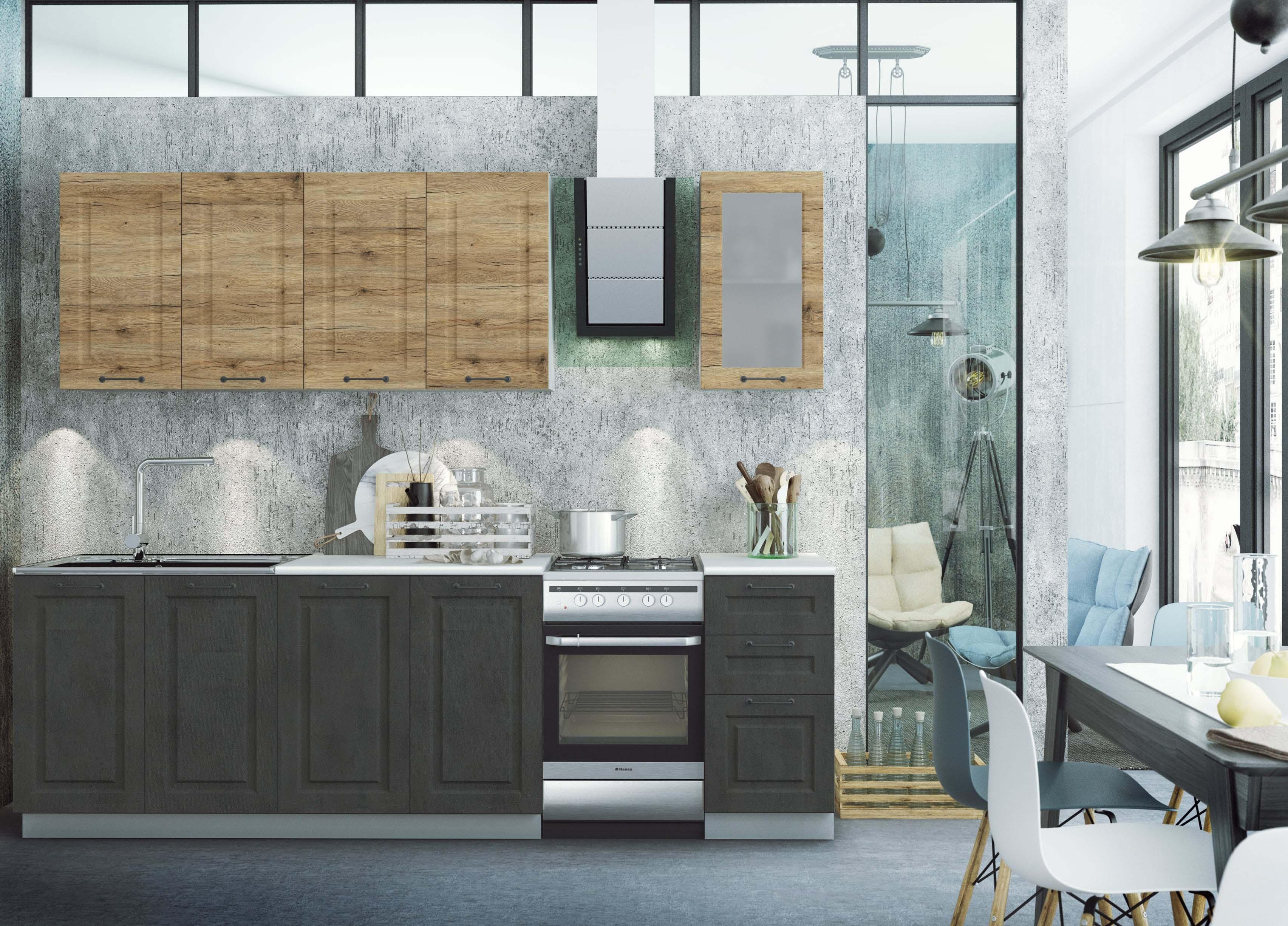 Кухня Капри 1600