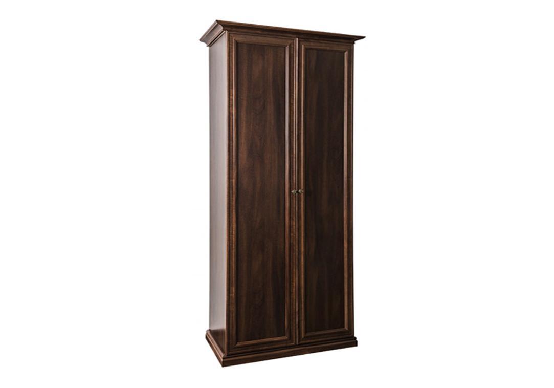 Афина шкаф 2-х дверный без зеркала