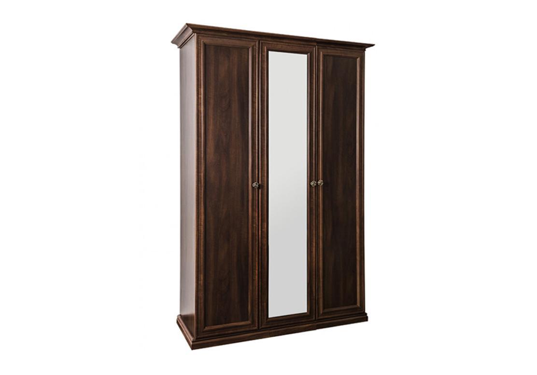 Афина шкаф 3-х дверный (2+1) с 1 зеркалом